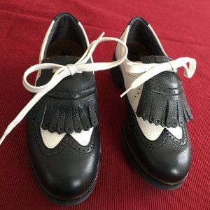 *NEW* Mephisto Women's Leather Golf Shoes Sz 5.5